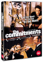 The Commitments (1991, Alan Parker) DVD NEW