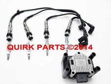 Volkswagen VW Spark Plugs & Ignition Coil & Ignition Wires Set GENUINE OEM NEW