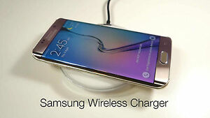 Iphone X 8 Samsung Note8 Galaxy s7 Edge s8 Charger Quality Wireless FAST FREE