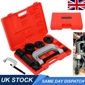 10pcs Ball Joint Press Service Kit Remover Separator 4x4s Adaptor 4in1 Tool Set