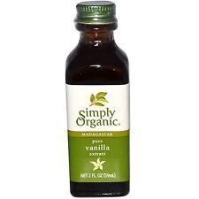 Eidolon puro estratto di vaniglia, azienda agricola coltivata, 2 FL OZ (59 ml) - SIMPLY Organic
