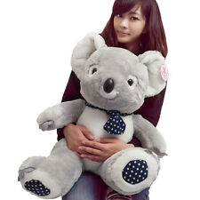 30cm Gray Stuffed Koala Teddy Bear Animal Plush Baby Toy Soft Doll Birthday Gift