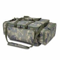 Solar Tackle Undercover Camo Medium / Large Carryall - Carp Fishing Luggage *New