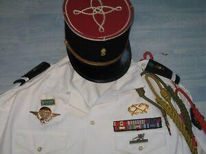 légion étrangère tenue de sortie adjudant du 3REI barrette SARAJEVO/citation XL+