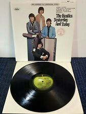 "The Beatles Yesterday And Today LP (NM/NM) Apple ST 2553 ""Gold Record Award"""