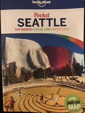 Lonely Planet Pocket Guide Seattle Washington