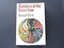 Arkham House Watchers At The Strait Gate HC/DJ First Edition