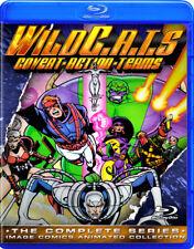 WildC.A.T.S COMPLETE 1-13 ~ Blu-Ray ~ 90s Cartoon TV Series