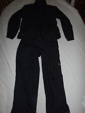 SUNDERLAND SCOTLAND GOLF JACKET/ PANTS/ SUIT SIZE MEDIUM SM. WATERPROOF RAINWEAR