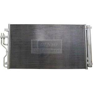DENSO 477-0853 Air Conditioning Condenser For 10-13 Hyundai Kia Sportage Tucson