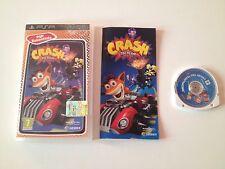 Crash Tag Team Racing Psp Playstation No Ps1 Ps2 Ps3 Ps4 Completo