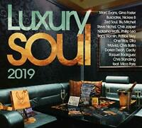 LUXURY SOUL 2019 - VARIOUS [CD]