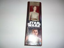 STAR WARS The Force Awakens   - REY  - Action figure doll new in box