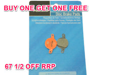 XLC ORGANIC DISC BRAKE PADS MAGURA LOUISE 02,CLARA 01 BP-O09 BOGOF OFFER