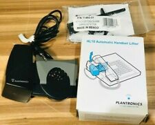 NEW! PLANTRONICS HL10 AUTOMATIC HANDSET LIFTER -- OPEN BOX!