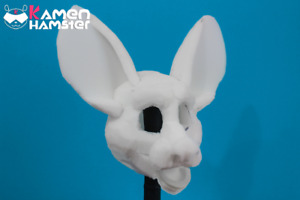 Fursuit FENNEC Head Base Foam commission