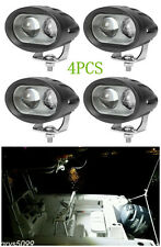 4x 20W White Spreader Led Marine Lights for Boat (Spot Light) Ford F15 12V 24V