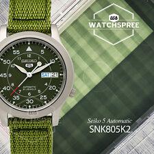 Seiko 5 Automatic Military Watch SNK805K2