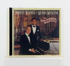 Johnny Mathis And Henry Mancini - The Hollywood Musicals - Music CD Album