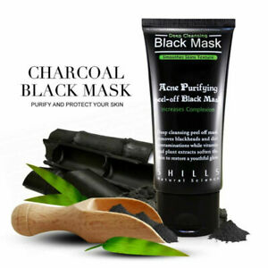 NEW Blackhead Acne Pore  Face Mask Nose Remover Cleaning Peel Off Black Mud N