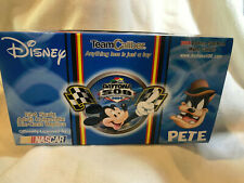2004 1:24 Die Cast Replica - Peg Leg Pete Disney Daytona - NEW