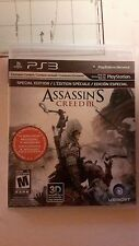 Assassin's Creed III (Sony PlayStation 3, 2012)