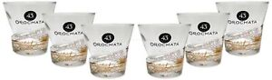 Orochata Tumbler licor 43 Cuarenta y Tres Glas Gläser-Set - 6x Tumbler Likör Li