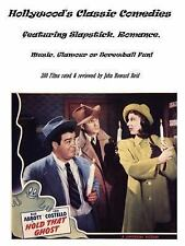 Hollywood's Classic Comedies featuring Slapstick, Romance, Music, Glamour or...