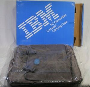 IBM 5140 Convertable Laptop Computer Compact Carrying Case - New Old Stock See!