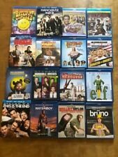 Huge Blu ray Comedy Lot*61 Movies*Weird Science & Heathers & Office Space*