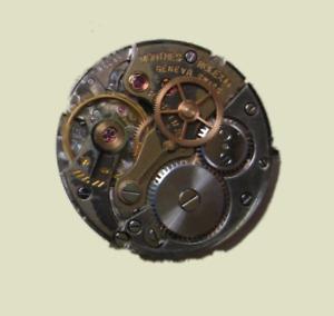 Rolex Calibre 1210 Movement Parts
