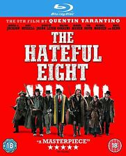 The Hateful Eight Blu-ray 2015 Western Classic 8 Starring Kurt Russell