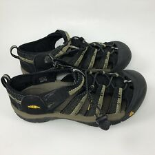 KEEN Womens Sandals Active Water Shoes Whisper Black Gray Size 6