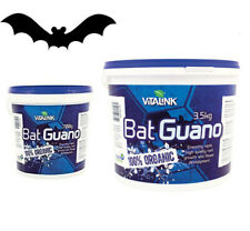 Hydroponics VitaLink Bat Guano Soil Additive Organic Substrate Conditioner