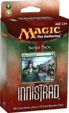 Magic the Gathering Innistrad Intro pack Repel the Dark