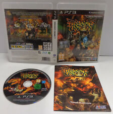Console Game Gioco SONY Playstation 3 PS3 PAL Atlus Play - DRAGON'S CROWN -
