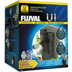 Fluval U1 Aquarium Filter - Internal Fish Tank Filtration 250 LPH