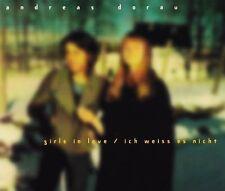 Andreas Dorau Girls in love (#5762552) [Maxi-CD]