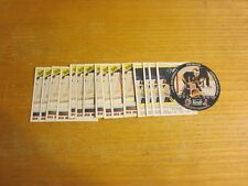Kirk McLean Lot of 16 Trading Cards/Stickers NHL Hockey Vancouver Canucks