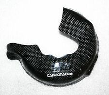 Ducati 848 1098 1198 CARBON LIMADECKEL MOTORDECKEL ENGINE COVER CARBONE CARBONO