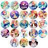 23PCS Anime Ensemble Stars Cosplay Round Badge Pin Itabag Decoration Button 58mm