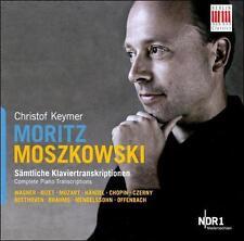 Moritz Moszkowski: Sämtliche Klaviertranskriptionen, New Music