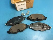 New Genuine Volkwagen Brake Pads Set 5Q0698151D