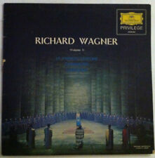 RICHARD WAGNER  Volume1 Disque VINYL 33 T LP  2538057  Germany