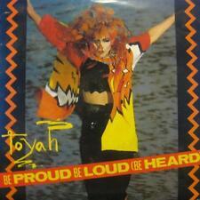 """Toyah (7"""" Vinilo P/s) estar orgullosos de ser fuerte-Safari-Safe 52-UK-en muy buena condición/en muy buena condición"""
