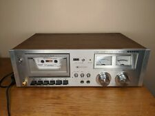 New ListingVintage Sanyo Rd 5030 Stereo Cassette Player Tape Deck Recorder Japan Tested