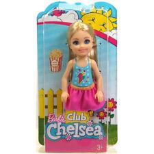 Barbie Club Chelsea Doll - Movie Night Mattel DWJ27 CE Mark 3Yrs+ NEW
