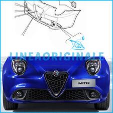 Griglie Fendinebbia ORIGINALI Alfa Romeo MiTo Veloce set dx e sx anello brunito
