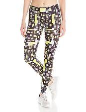 NWT $65 Onzie Yoga Long Legging 209 in Queen Bee Print sz XS
