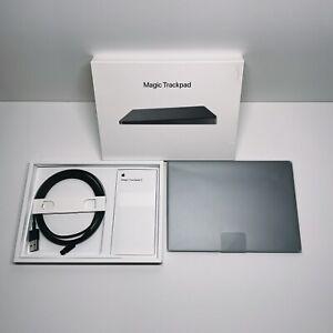 Apple Mrmf2ll/a A1535 Magic Trackpad 2 Space Gray